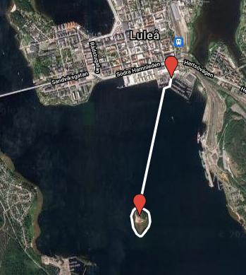 Gråsjälören - Södra hamn (Klicka och få den i Google Maps)